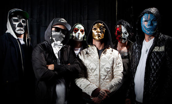 Hollywood Undead will be performing Monday night along with three other bands at the DEC in Aberdeen. Courtesy photo