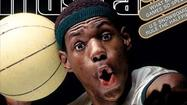 Photos: LeBron James' 21 Sports Illustrated covers