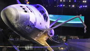 Getting up close and personal with Space Shuttle Atlantis