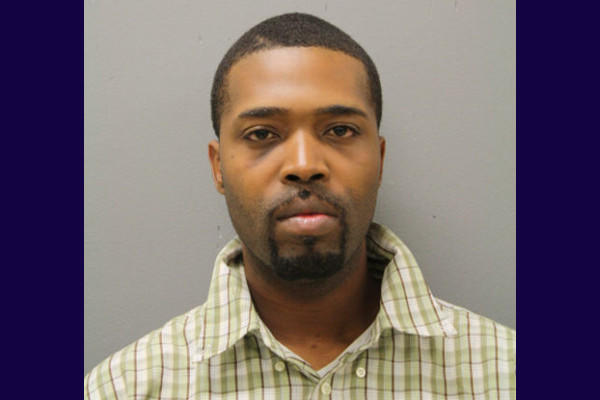 Willie Hubbard, 33, charged with murder in the slaying of Edward James Scott, 48, June 16.