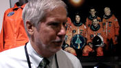 Video: Kennedy Space Center employees, astronaut talk Atlantis exhibit