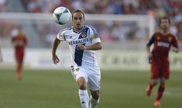 The Galaxy's Landon Donovan is the all-time leader in goals and assists for the U.S. national team.
