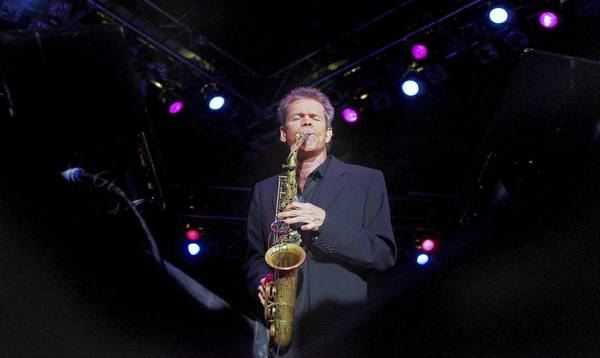 David Sanborn, a popular smooth jazz musician, performs at the 2007 Hampton Jazz Festival. He's back for 2013, this time performing with Bob James.
