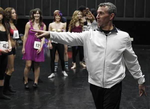 "Adam Shankman, shown at rehearsals for the 82nd Academy Awards, said he ""gasped audibly and started sobbing"" when he learned of the Supreme Court rulings on gay marriage."