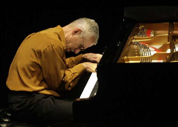 Keith Jarrett in concert at Walt Disney Concert Hall in 2012.