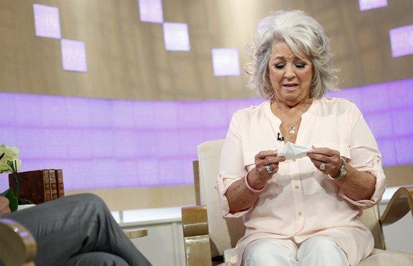 "Paula Deen's tearful interview enabled NBC's ""Today"" to beat ""Good Morning America"" for the first time in months."