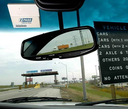 Coming to a state near you Toll roads, tunnels and bridges of the E-ZPass system in the eastern U.S. are now honoring I-PASS electronic toll-paying devices, like that pictured here, of the Illinois State Toll Highway Authority.