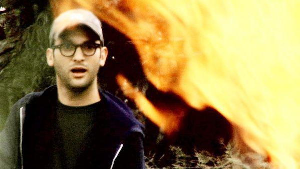 "Filmmaker Josh Fox in ""Gasland Part II."""