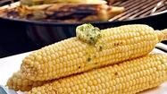 Recipe: Grilled corn with tequila-lime butter