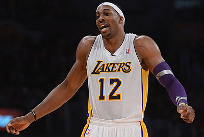 The Lakers can offer free agent Dwight Howard the most money -- $118 million over five years -- but the center has said his decision will be based on happiness.