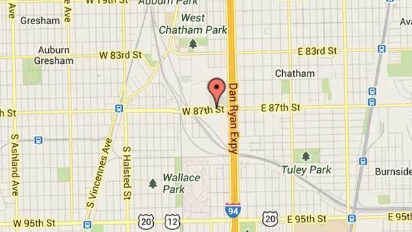 0-100 block of West 87th Street