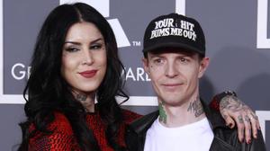 Kat Von D and Deadmau5 split; cheating alleged and denied