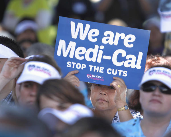 Medi-Cal could be undermined by new state budget