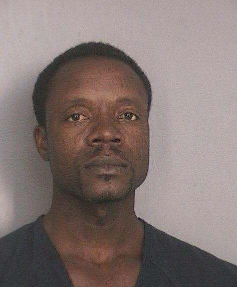 Jean Ernst Joseph is accused of attacking a Hollywood man who beat him while gambling at a casino, police said.