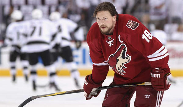 Shane Doan and his Phoenix Coyotes team could be on the move if the Glendale City Council does not approve an arena management deal by July 2.