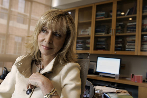 Judy Olian, dean of UCLA's Anderson School of Management.