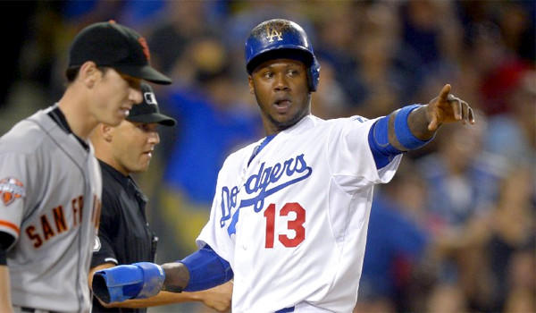 Dodgers Manager Don Mattingly aims to rest Hanley Ramirez, right, Thursday to ensure the shortstop doesn't reinjure his hamstring. The Dodgers are playing the Philadelphia Phillies.