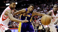 Lakers to let Morris, Goudelock, Ebanks become unrestricted free agents