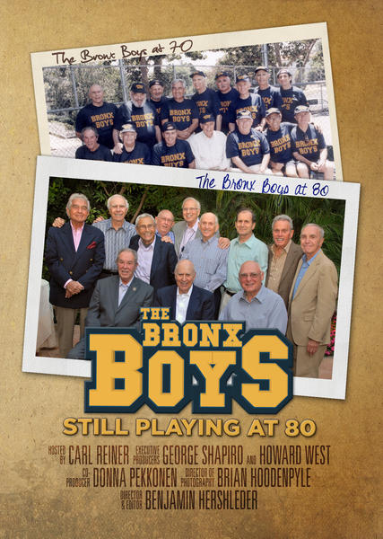 """The Bronx Boys, Still Playing at 80"" follows the lifetime friendship of 15 guys from the same Bronx neighborhood."