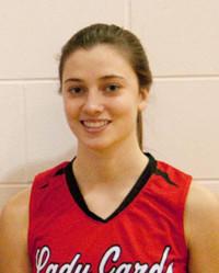 Abby Schlicher, HT Female Athlete of the Year