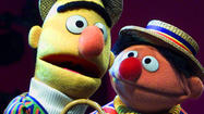 Muppets and marriage: The New Yorker hitches Bert and Ernie