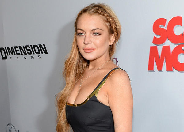 Lindsay Lohan turns 27 on July 2.