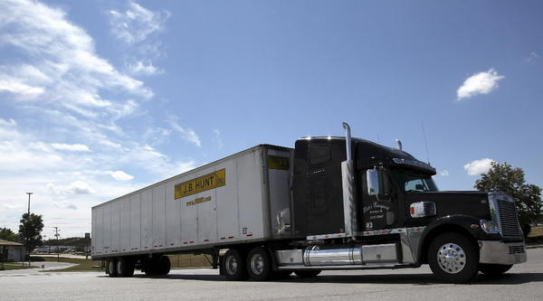 A quick-start feature may require truck engines to stay in idle.