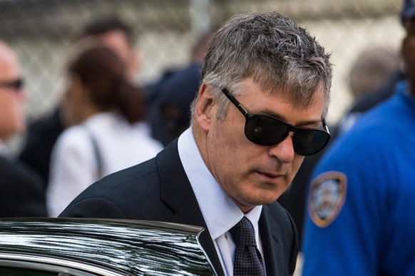 "<br>Alec Baldwin went on a homophobic, profanity-laden online rant in late June before shutting down his Alec Baldwin Foundation Twitter account, all in defense of his pregnant wife, Hilaria, whom a Daily Mail reporter had apparently errantly accused of tweeting while the couple attended James Gandolfini's funeral. <br><br> Baldwin called Daily Mail writer George Stark a ""toxic little queen"" and ""lying little bitch,"" and suggested Stark would enjoy forcible sodomy -- specifically a foot up the rear. The actor also threatened to find the writer and mess him up, only in more profane terms.  <br><br> All this against the backdrop of the tweeting story being off-base in the first place: Hilaria and Alec had left the funeral discreetly through a side door about 45 minutes in, after the eulogies but before Communion. The yoga instructor hadn't even had her phone with her, she said on Twitter. Turns out the writer didn't consider time zones when looking at time stamps on the tweets.  <br> <br /> MORE: <a href=""http://www.latimes.com/entertainment/gossip/la-et-mg-alec-baldwin-twitter-rant-meltdown-gandolfini-funeral-20130628,0,356144.story"">Alec Baldwin loses it in Twitter rant, hurls homophobic slurs</a>"