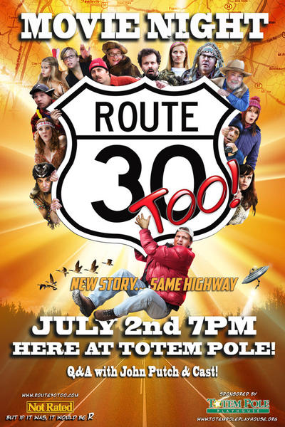 Route 30 Too will have a screening July 2 at Totem Pole Playhouse.