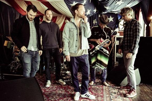 Radiohead frontman Thom Yorke's band Atoms for Peace plans to broadcast live sets