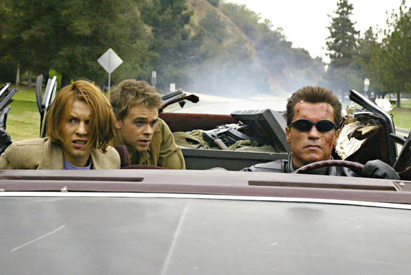"Arnold Schwarzenegger could be back for more ""Terminator"" films"