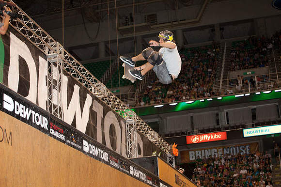 Bucky Lasek does the Dew