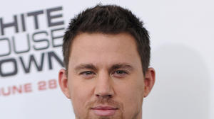 What makes Channing Tatum cry? The delivery room, it seems