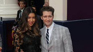 Matthew Morrison of 'Glee' is engaged to model Renee Puente