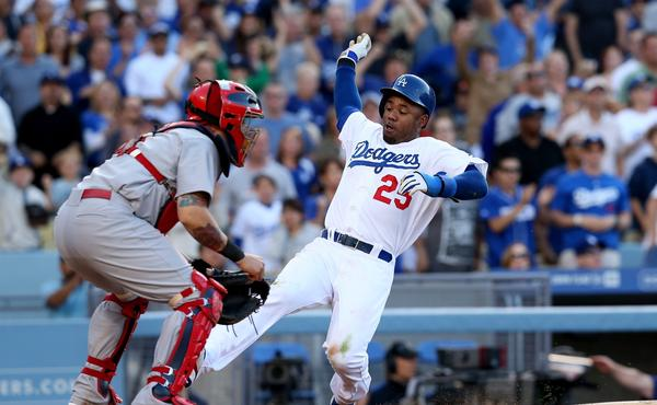 Injured outfielder Carl Crawford could be returning to the Dodgers' lineup next week.
