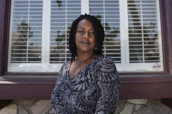 Eldora Smith-Baker refinanced her home in South L.A. recently at a much lower rate even though she and her husband owe far more than the house is worth. She used the Obama administration's Home Affordable Refinance Program, which is for borrowers who haven't missed payments despite having little or no home equity.