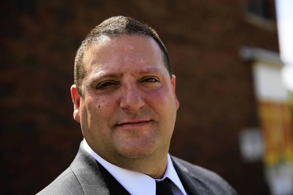 Robert Kerkorian was appointed Waukegan police chief last month.