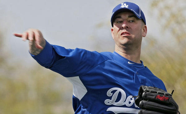 Former Dodgers pitcher Justin Miller, who played with the team in 2010, was found dead Wednesday night, according to a Pinellas County Sheriff's Office spokesman.