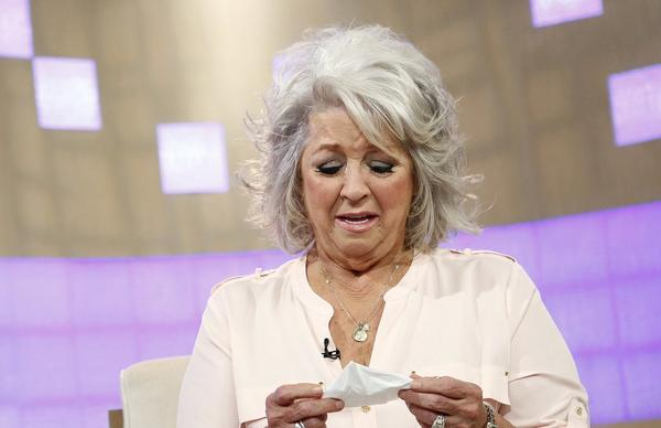 "Paula Deen appears on NBC News' ""Today"" show in this handout released to Reuters on June 26, 2013 by NBC NewsWire. U.S. celebrity chef Paula Deen, who had admitted in a lawsuit that she had used a racial slur, said on Wednesday that she is not a racist and would never intentionally hurt anyone."