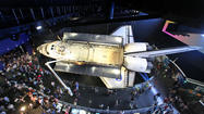 Pictures: Space Shuttle Atlantis exhibit at Kennedy Space Center