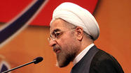 Incoming Iranian president vows to pursue moderate course