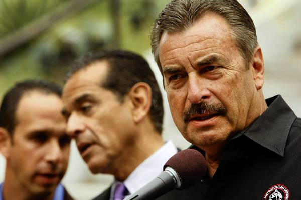 How the LAPD deals with the dozens of lawsuits filed against it each year has been one of the most pressing issues for Police Chief Charlie Beck, right, and the Police Commission in recent years.