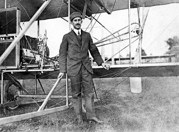 Orville Wright and his brother made their mark as aviation pioneers. The brilliance for invention lurks within all of us.