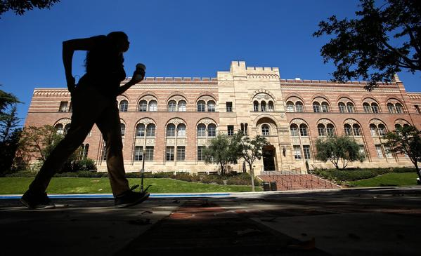 On the UCLA campus, the numbers of black and Latino students dropped steeply at UCLA and UC Berkeley after the California affirmative action ban took effect, but those numbers have rebounded somewhat.