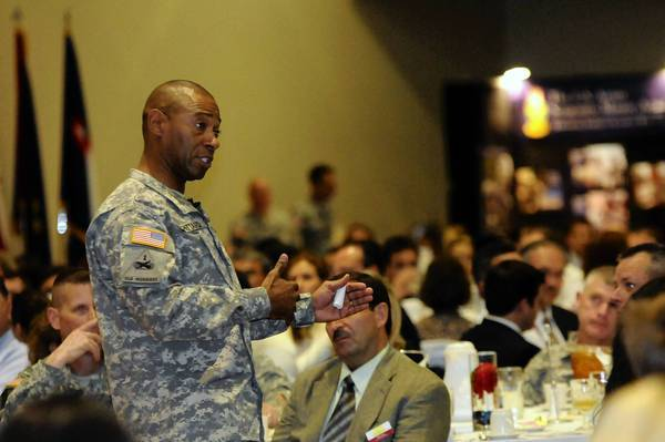 Maj. Gen. Dana J.H. Pittard, as commander of the Army's Ft. Bliss, pressed to set up environmental measures.