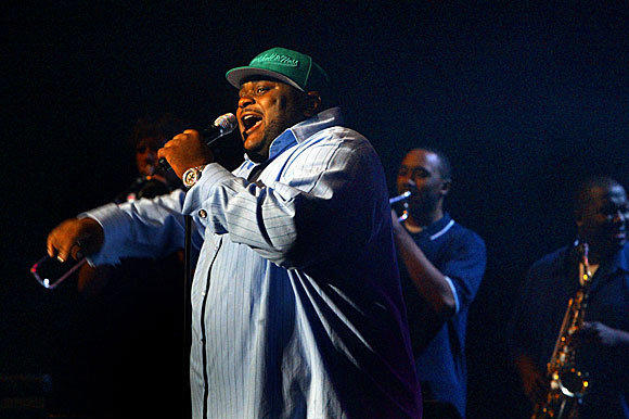 "Ruben Studdard is joining the cast of ""The Biggest Loser."""