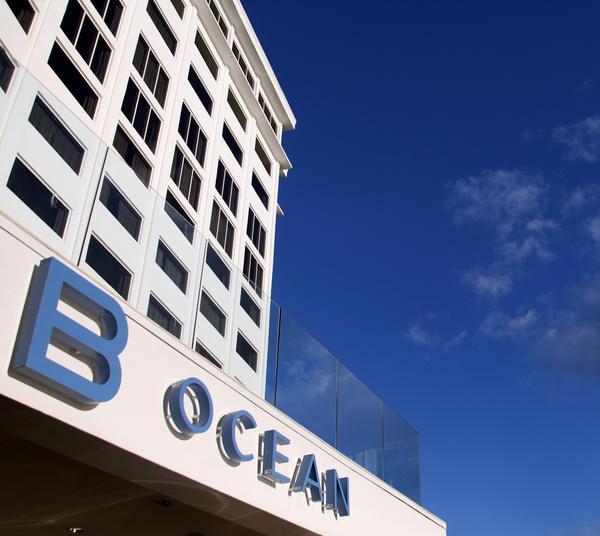 Exterior of B Ocean Fort Lauderdale hotel