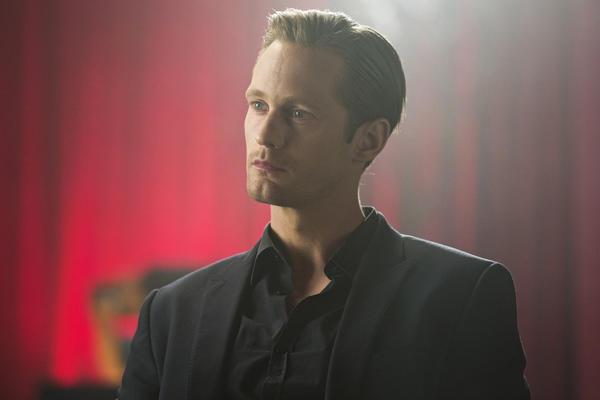 """Alexander Skarsgard plays Eric Northman on """"True Blood."""""""