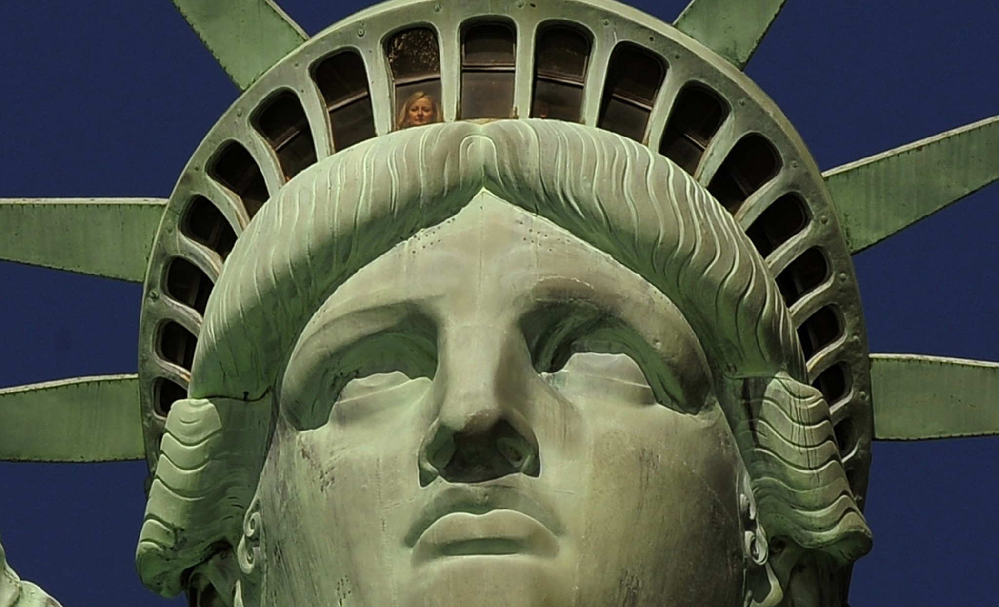 Statue of liberty reopens july 4 baltimore sun buycottarizona Gallery