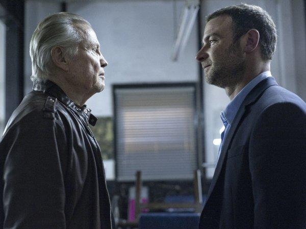 "Jon Voight and Liev Schreiber in the crime drama ""Ray Donovan,"" which became Showtime's highest-rated series premiere on Sunday."